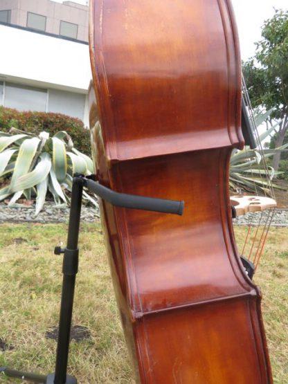 1976 Schroetter 3/4 violin corner carved back