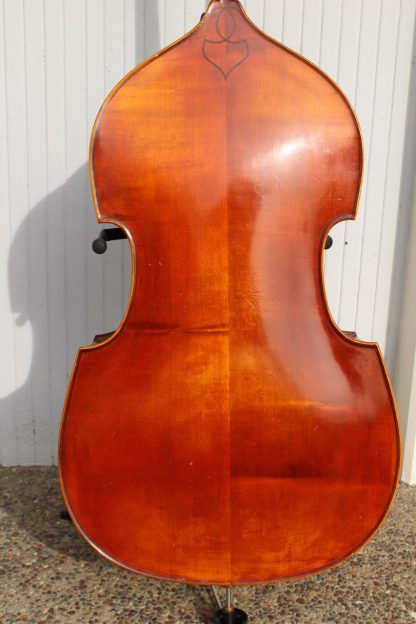 ca. 1960s German 3/4 carved back