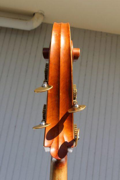 2004 Wilfer 7/8 model 11 carved back