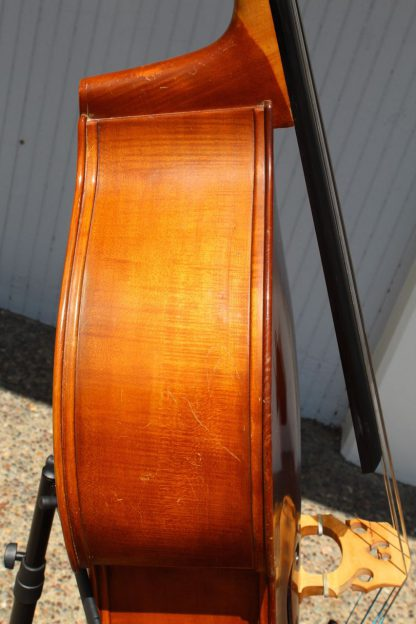 1960 Hoyer 3/4 carved back