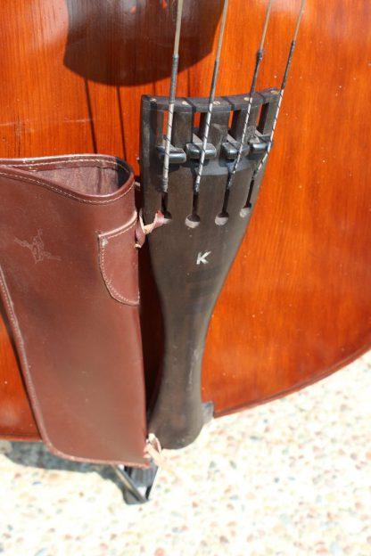 New 2016 Kolstein Guarneri model 3/4 carved back