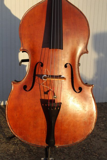 1930s German 3/4 carved back