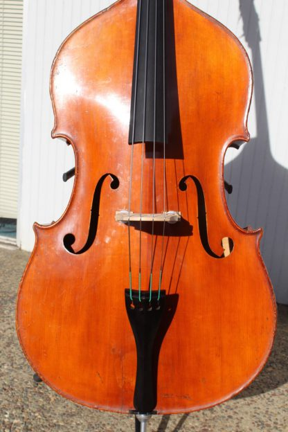 1950s German large 3/4 carved back w/ Jason Brown C ext