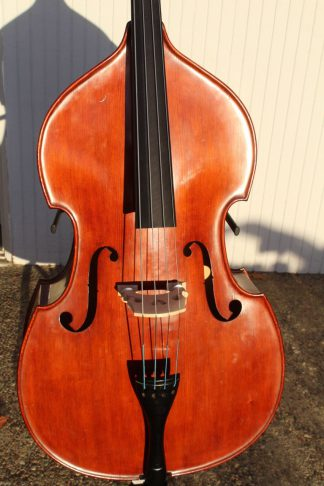 1985 Wilfer 3/4 carved back (Model 11)
