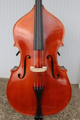 New Shen SB 200 3/4 violin corner Willow carved back