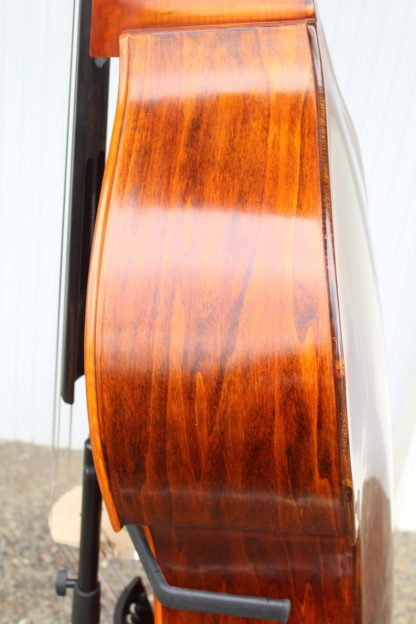 New Shen SB 200 3/4 Willow carved back
