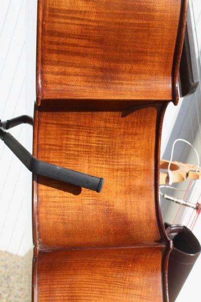 2010 Upton Professor 7/8 flatback 5 string