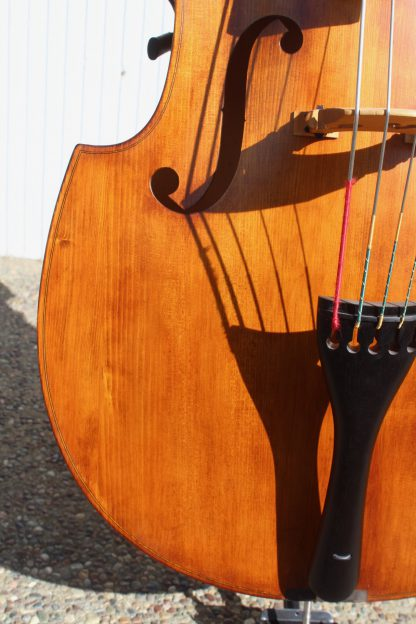 2012 New Standard Cleveland ply 5 string