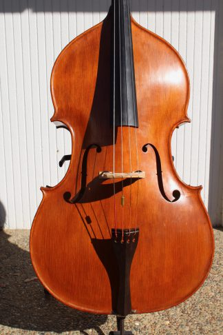 2004 Wilfer 7/8 violin corner carved back (Model 11?)