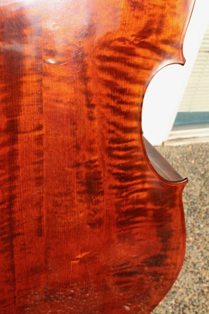 2008 Milano solid woods 3/4 carved back