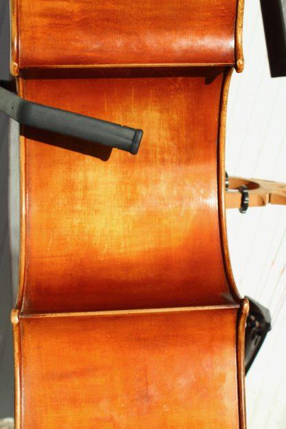 2017 Christian Pedersen 3/4 orchestral bass