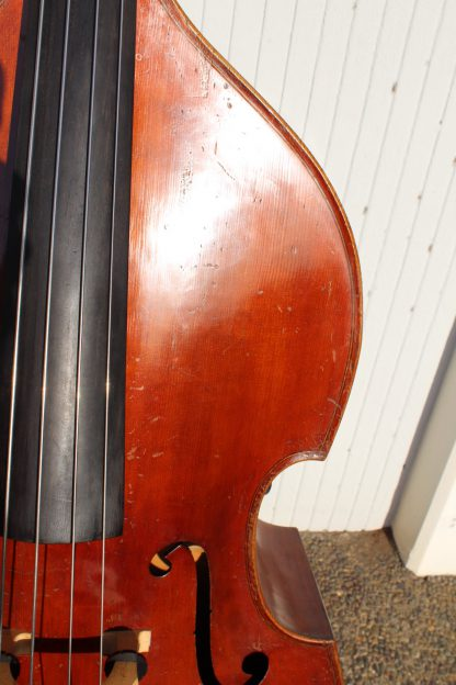 ca. 1920s Czech 3/4 flatback