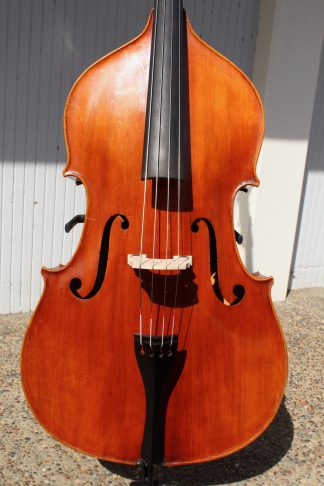 ca. 1960s German 3/4 carved back: Performance Enhanced