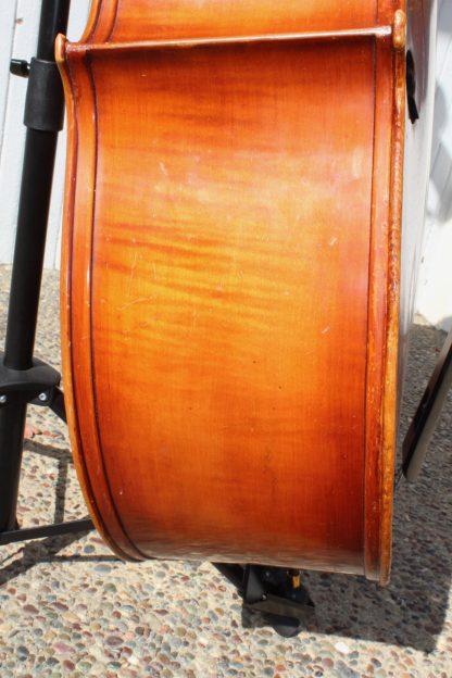 ca. 1960s German 3/4 carved back: Performance Enhanced