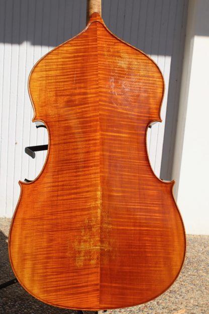 New Maple Leaf 150 model 3/4 carved back