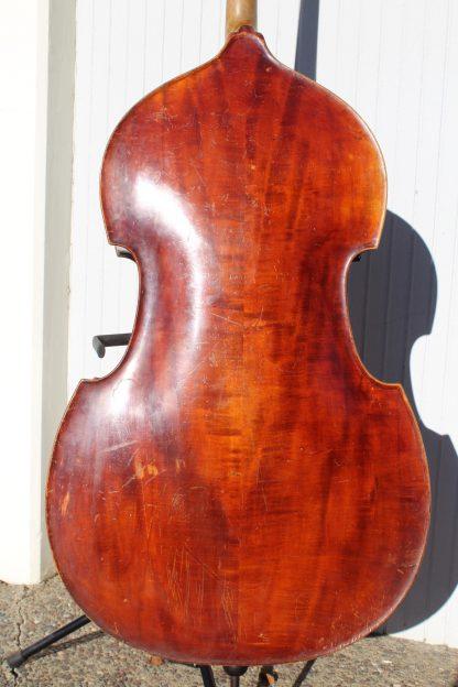 1950s German 3/4, performance enhanced