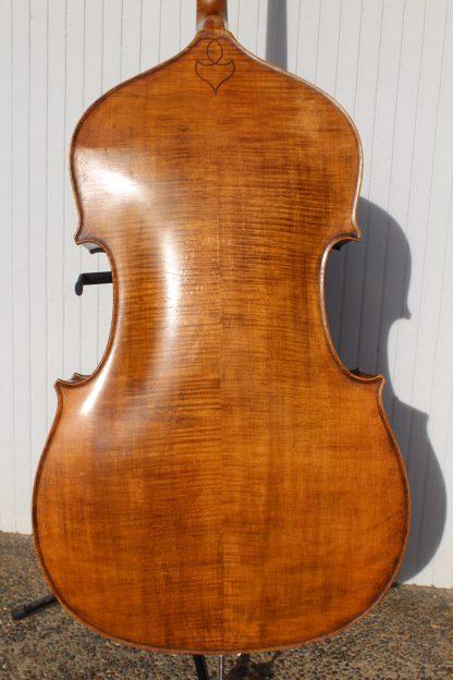 ca. 1920s German 3/4 carved back