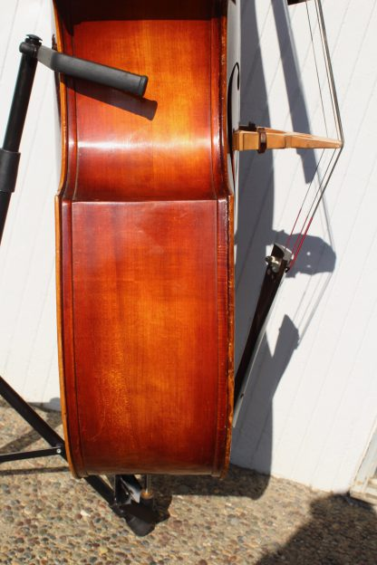 1960s German 3/4 carved back w/ C ext