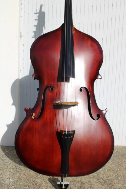 2006 Threlkeld 7/8 carved back with B ext