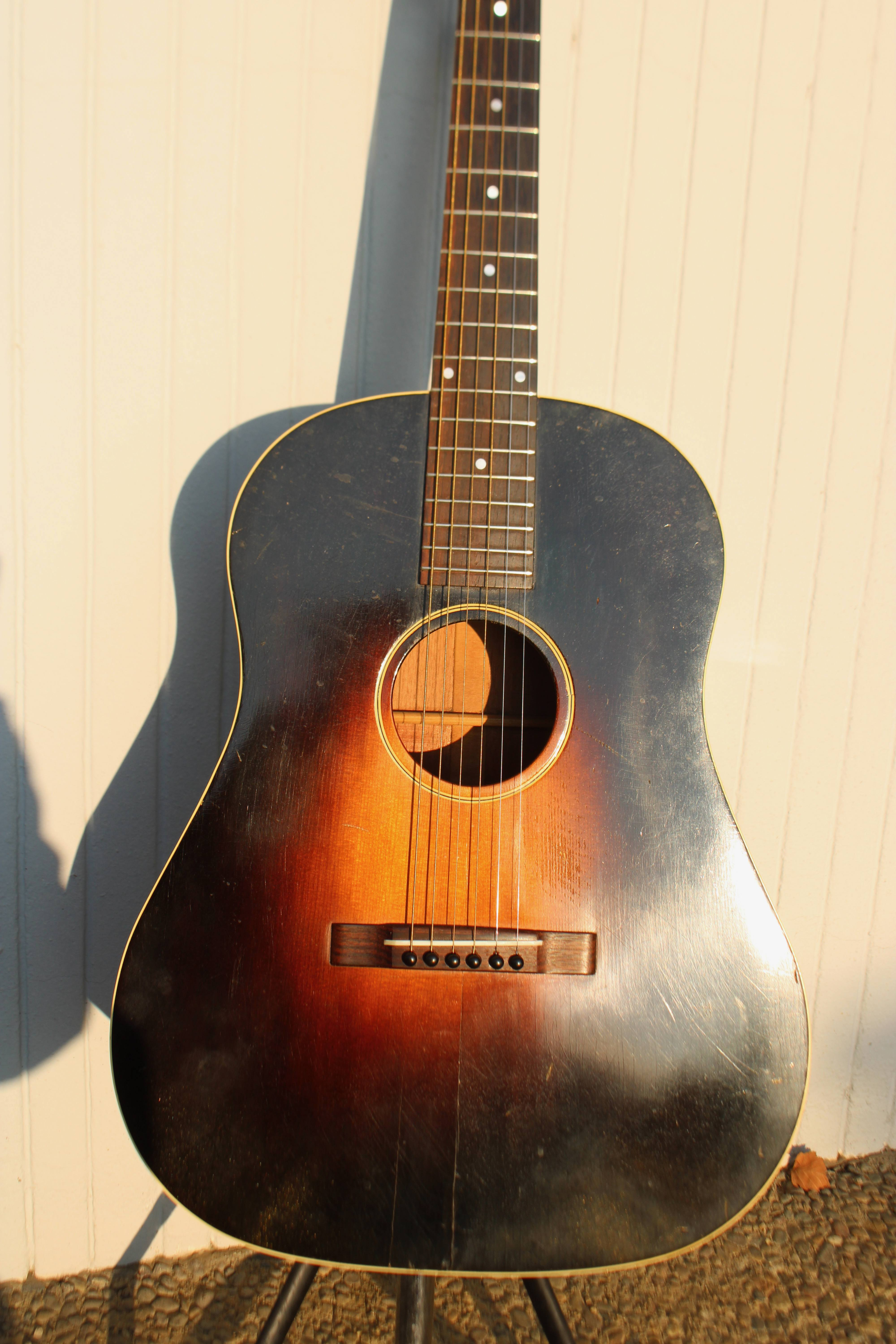 1934 Gibson Roy Smeck Stage De Luxe